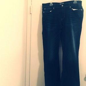 Levis Blue jeans Sz 16